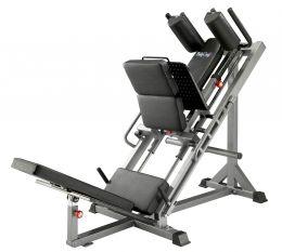 Универсальный силовой тренажер для приседаний, жим ногами, гакк машина Body Craft F660
